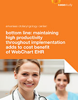 HIGH PRODUCTIVITY THROUGHOUT IMPLEMENTATION